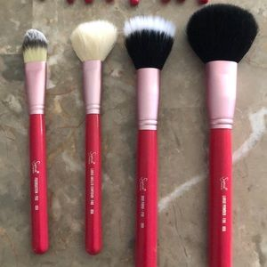 Sigma Beauty Makeup - BEAUTIFUL FULL COLLECTION OF SIGMA BRUSHES